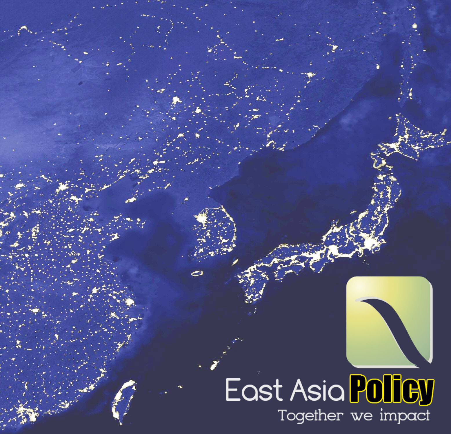East Asia Policy Journal - Map of East Asia